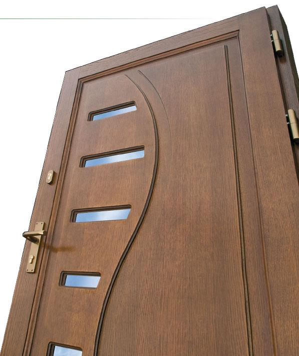 drzwi ramowo-płycinowe
