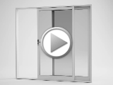 Drzwi podnoszono - przesuwne HST VEKASLIDE